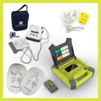 AED trainers / Pads