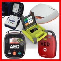 AEDs & Trainers