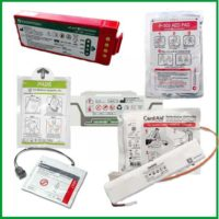 Defib Pads and Batteries