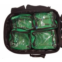 Para Backpack INside Green Base