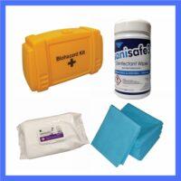 Bio Hazard Kits and Contents
