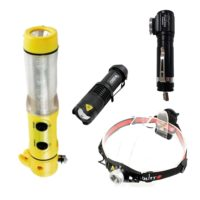 Cree LED Torches