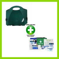 FIRST AID KITS & BOXES